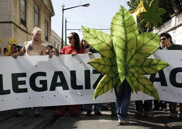 ONU sugere pela primeira vez a descriminalização do consumo de drogas