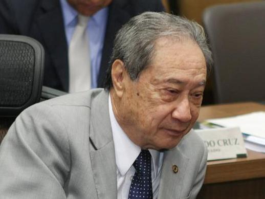 Justiça convoca Takimoto para apresentar defesa contra expulsão