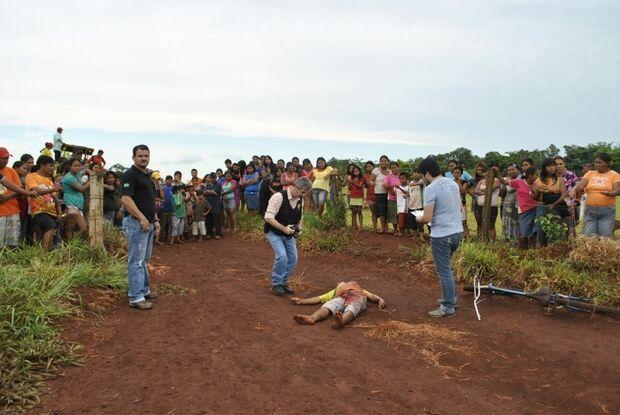 Dois indígenas morrem após envolvimento em briga por mulher