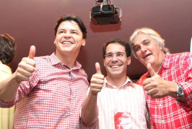 Delcídio propõe política com aliados e não 'governo de meia dúzia'