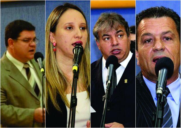 Justiça decide futuro de quatro vereadores de Campo Grande nesta segunda