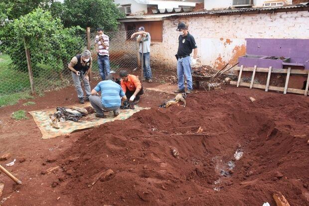 Encontrado o corpo de mulher desaparecida em Dourados