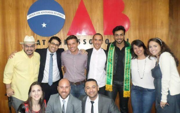 Câmara de Vereadores parabeniza OAB/MS por Congresso da Diversidade Sexual