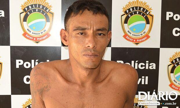Assaltante invade casa em Corumbá, rouba e estupra moradora