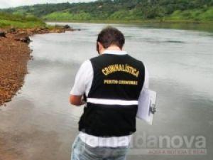 Corpo de Bombeiros encontra corpo de homem que morreu afogado no rio Paraná