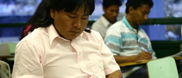 Indígenas podem fazer inscrições para o vale-universidade até esta semana