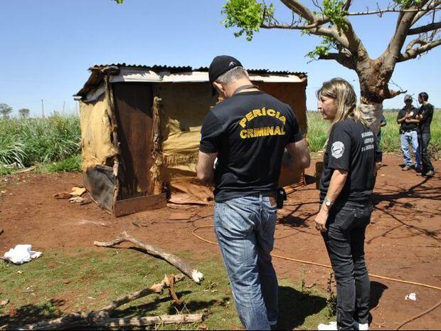 Casal indígena é encontrado morto na aldeia Bororó
