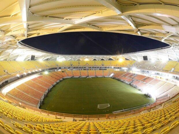 Arena da Amazônia será aberta neste domingo, estádio custou R$ 669,5 milhões