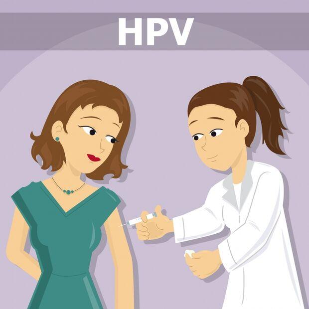Vacina contra o HPV começa a ser aplicada na segunda-feira