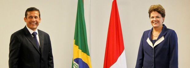 Dilma viaja ao Peru para celebrar aliança estratégica