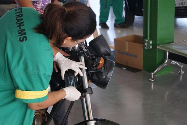 Detran de Mato Grosso do Sul é o primeiro do País a implantar o sistema de vistoria veicular eletrôn