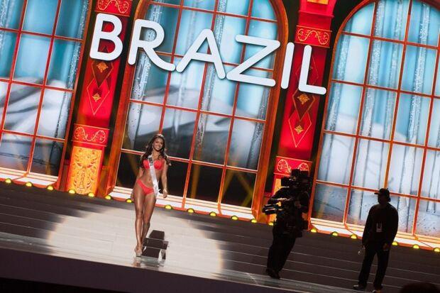 Miss MT fica entre as cinco do Miss Universo