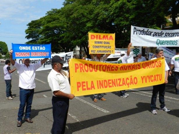 Produtores rurais participam de mobilização na próxima quarta em Brasília