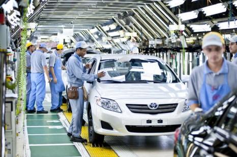 Montadoras asiáticas mudam perfil da indústria de automóveis