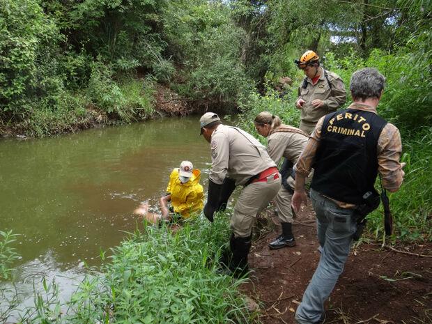 Identificado corpo de jovem encontrado boiando em lago