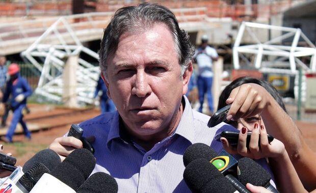 Giroto afirma que Aquário do Pantanal será entregue até dezembro