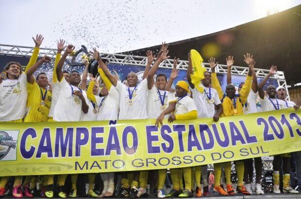 Definidos adversários de equipes de MS na Copa do Brasil