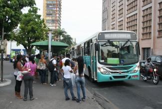 Torcedores terão transporte gratuito durante os jogos da Copa em Cuiabá