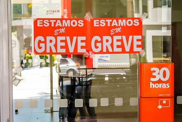 Fenaban e bancários não chegam a acordo e greve é mantida na Capital