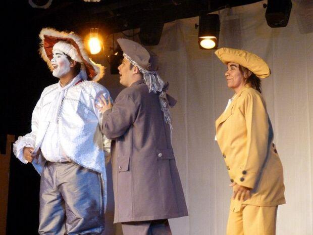 Teatro Aracy Balabanian recebe neste domingo Espetáculo infantil