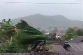 Polícia estima 10 mil mortos em província filipina após tufão