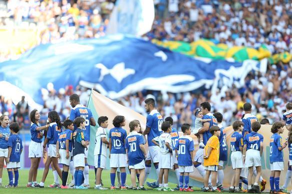 Domingo pode consagrar Cruzeiro como campeão do Brasileirão