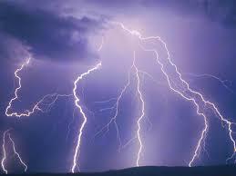 Defesa Civil alerta para chuva forte amanhã com descargas elétricas