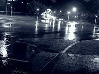 Chuva na madrugada desta terça registra 63,1 mm na Capital