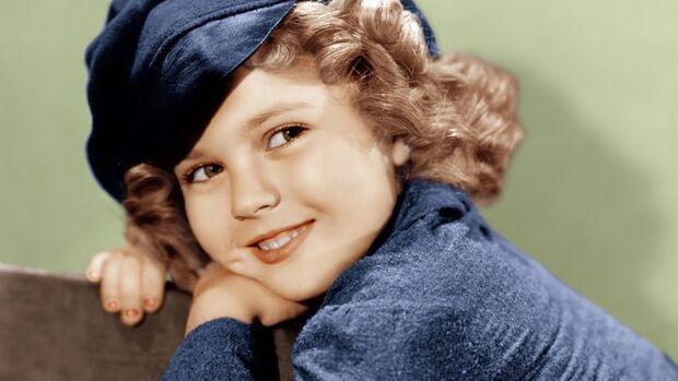 Morre Shirley Temple, estrela infantil de Hollywood