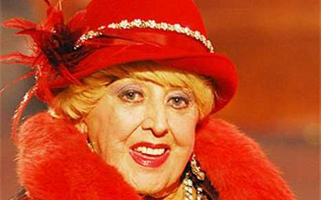 Morre aos 93 anos a ex-vedete do teatro de revista Virginia Lane