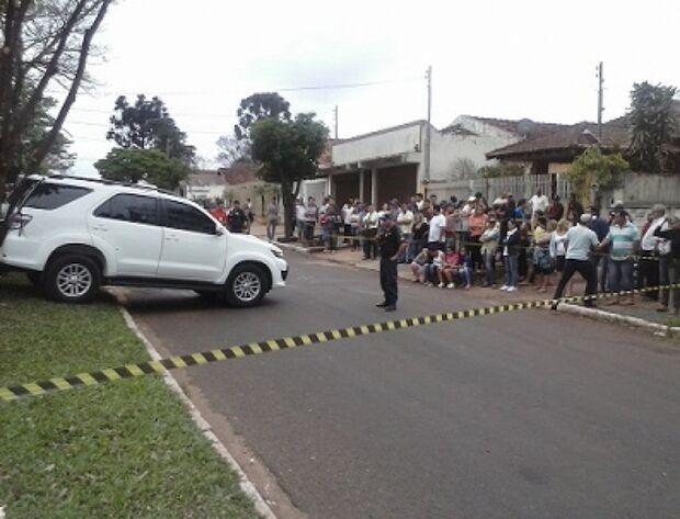 Traficante é executado a tiros em Ponta Porã