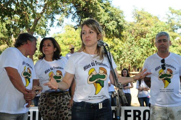 Associação Mães da Fronteira solicita apoio do Governo do Estado