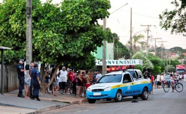 Rapaz de 26 anos foi assassinado com duas facadas no município de Nova Andradina