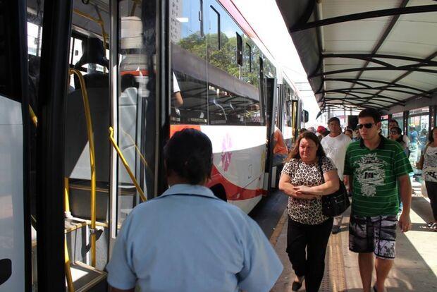 Até o fim do ano, Campo Grande terá 40 novos ônibus para atender usuários do transporte