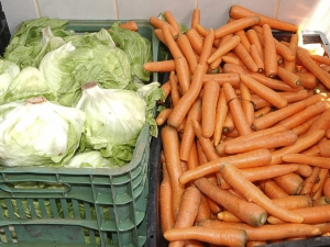 Inflação sobe na primeira semana de novembro puxada por alimentos