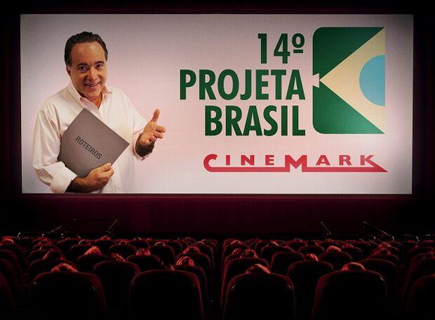 Cinemark promove cinema brasileiro com o 14° Projeta Brasil