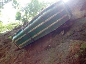 Polícia vai comparar corpo resgatado no Inferninho com desaparecidos na Capital