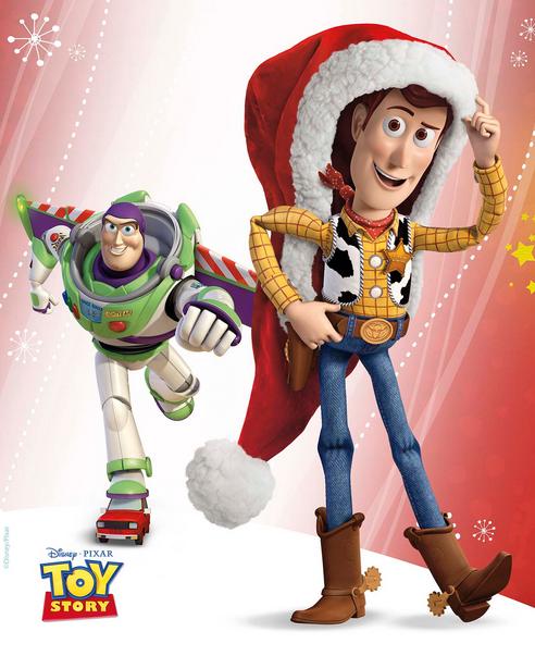 Shopping Campo Grande traz Toy Story da Disney Pixar para animar o Natal