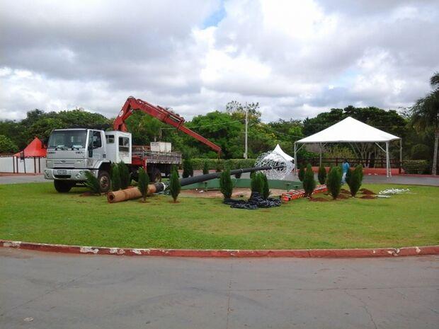 Cidade do Natal abre com diversas atrações até janeiro