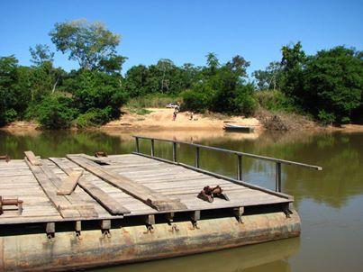 Homem desaparece no Rio Paraguai