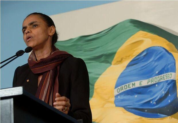 Marina Silva sobe dois pontos apesar de dúvidas sobre candidatura