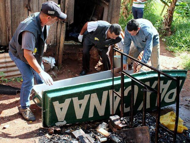 Pedreiro é encontrado com a cabeça esfacelada na Vila Olinda