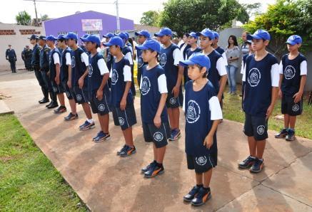 Projeto da Polìcia Militar encaminha adolescentes para o mercado de trabalho