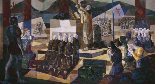 Museu Nacional de Belas Artes recebe doação de 205 obras de Portinari