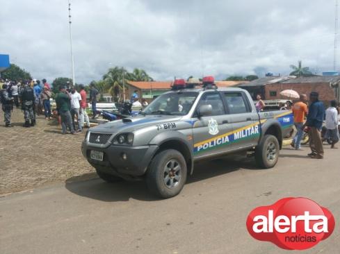 Bandidos invadem quartel da PM em Rondônia e sete são mortos, um está foragido
