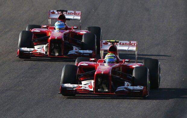 Massa ignora pedido para ajudar Alonso: 'Tentei fazer minha corrida'
