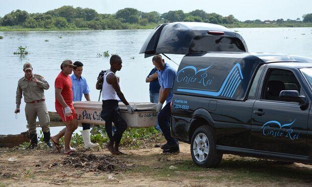 Corpo de jovem desaparecido no rio Paraguai é encontrado