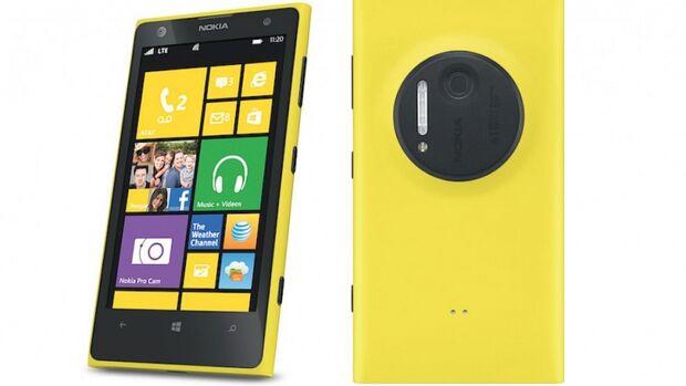 Lumia 1020 chega ao Brasil