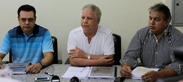 Integrantes da Comissão Processante ouvem testemunhas nesta quarta-feira