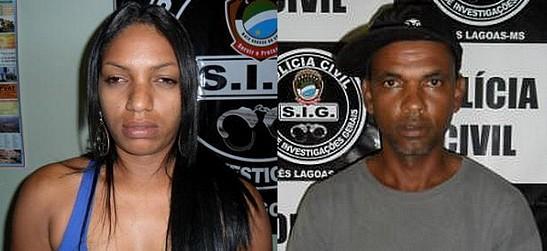 Policiais prendem irmãos acusados de crime em Três Lagoas